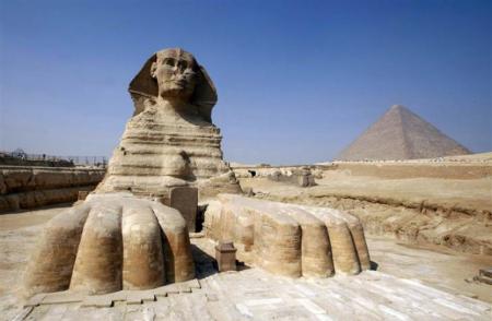 La Sfinge, simbolo dell'idolatria faraonica?
