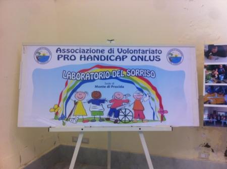 """Associazione di Volontariato """"PRO HANDICAP ONLUS"""""""