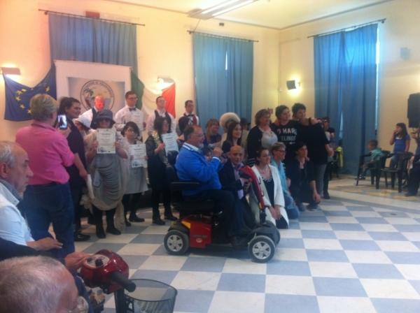 Evento Associozione di volontariato Pro Handicap Onlus