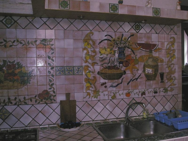 Cucina - Mattonelle decorative