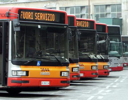 Disservizio trasporti - Foto archivio