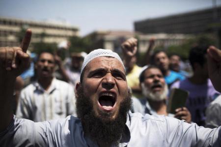 Fratelli Musulmani.