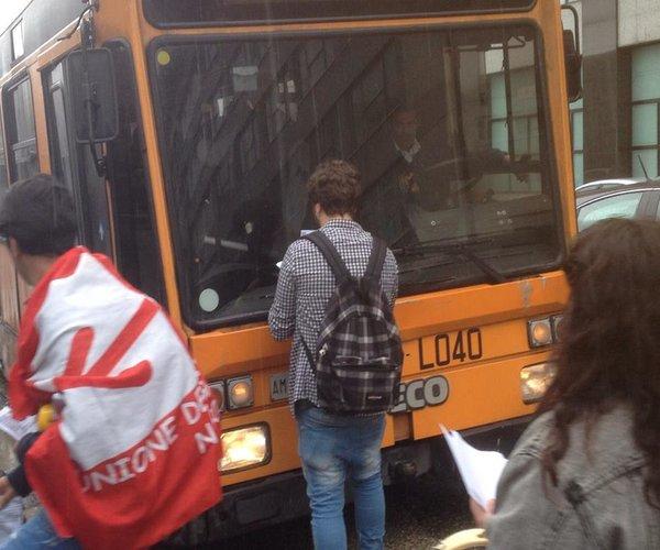 Block party a Napoli - Foto UDS