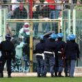 Violenza negli stadi