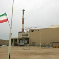 Stabilimenti nucleari in costruzione in Iran.