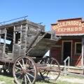 Ambientazione vecchio West