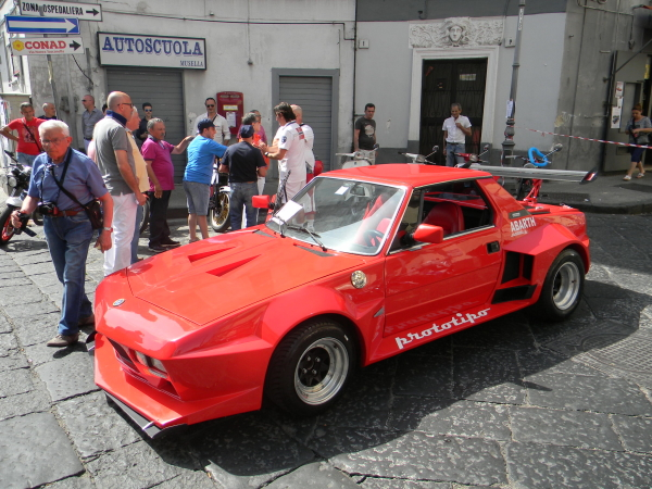 Bertone X19 Prototipo - 1989