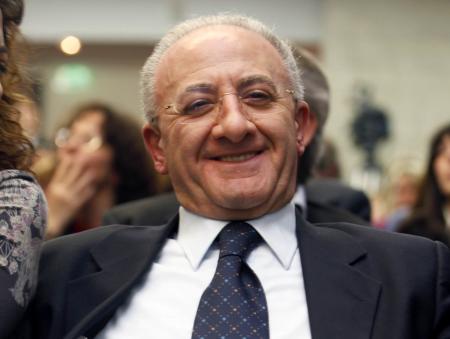 Vincenzo De Luca.