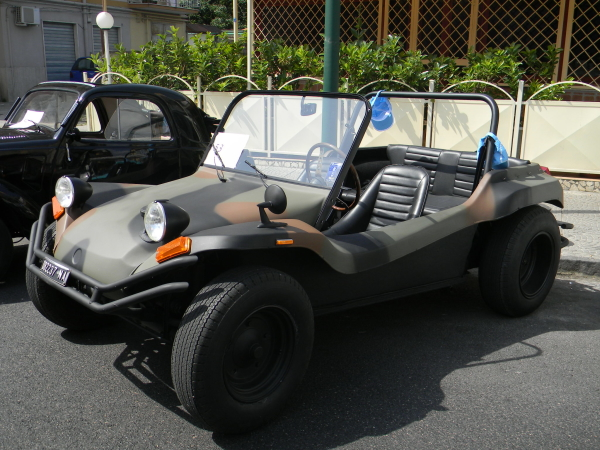 Dune Buggy Country -1976