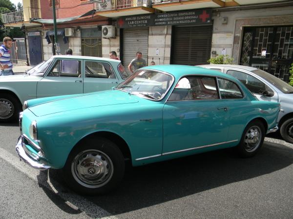Giulietta Alfa Romeo - 1956