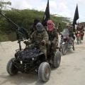 Miliziani di Al Shabaab
