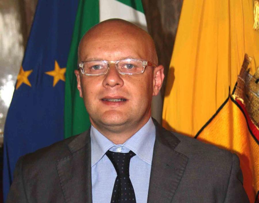 Assessore al Patrimonio del Comune di Napoli Alessandro Fucito