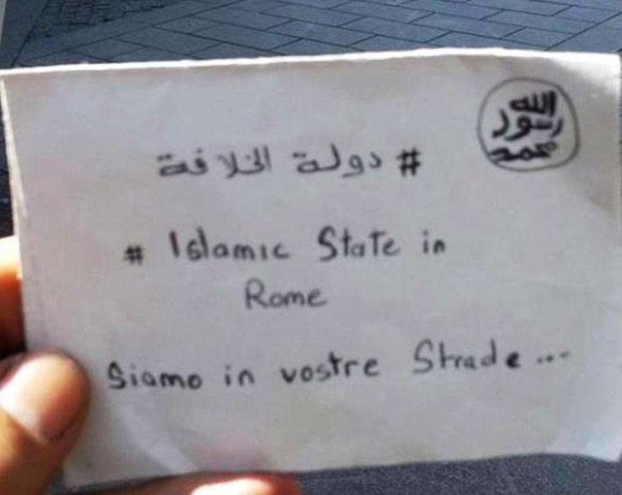 ISIS tra noi?