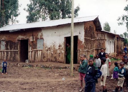 Povertà in Etiopia