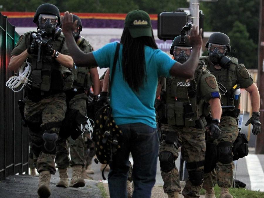 Forze dell'ordine americane