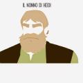 Il personaggio del ''Nonno''.