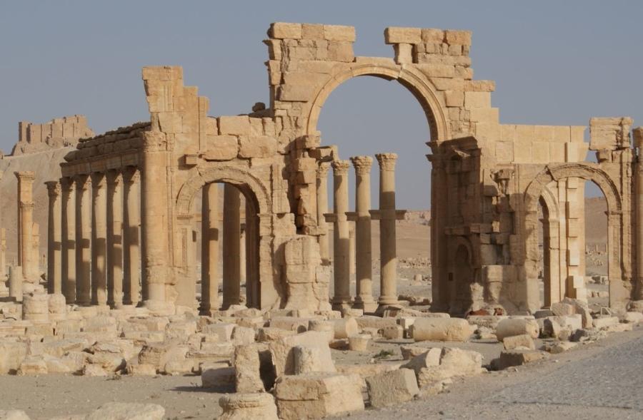 Tempio di Bel, Siria