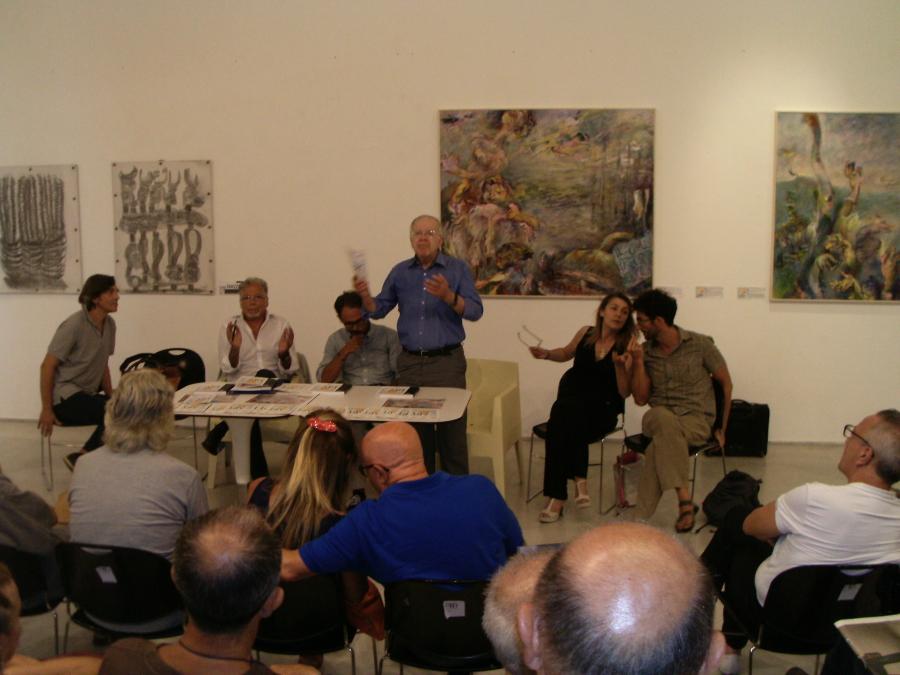 Rosario Pinto interviene alla conferenza