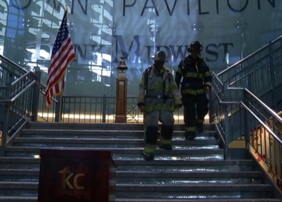 Kansas City, ultime verifiche prima della commemorazione dell'11 settembre