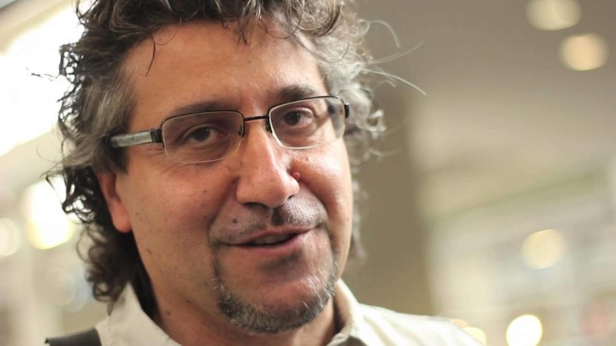 Il doppiatore Ivo De Palma.