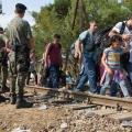 Migranti in marcia