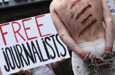 Secondo dati dell'UNESCO ogni 5 giorni viene ucciso un giornalista nell'esercizio della sua professione