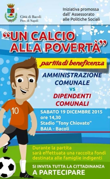partita di beneficenza