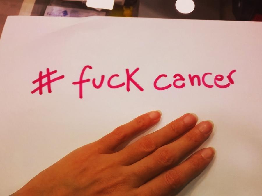#fuckcancer