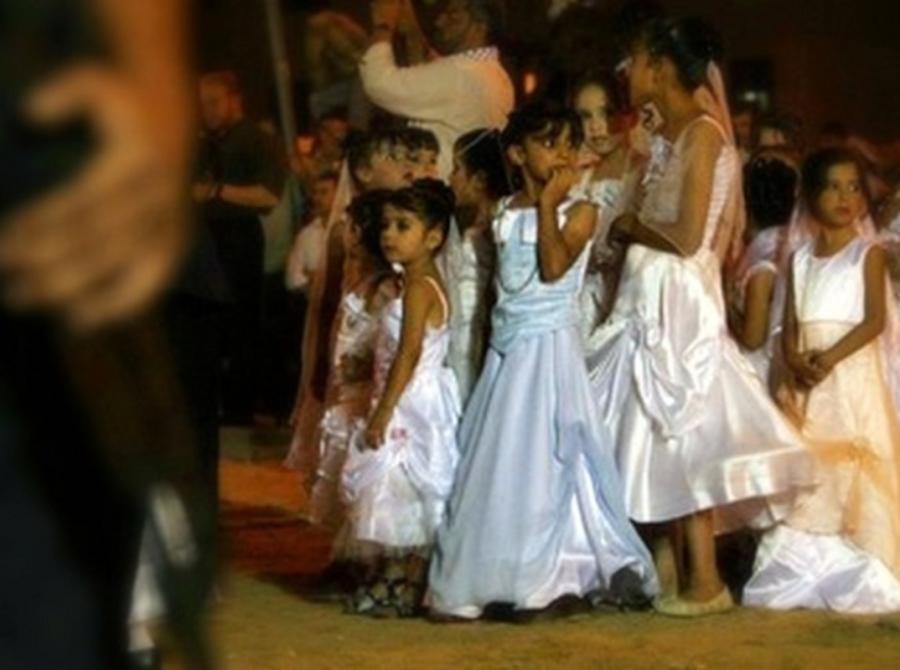Spose bambine in Egitto
