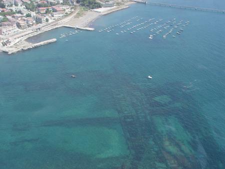 Città sommersa di Baia