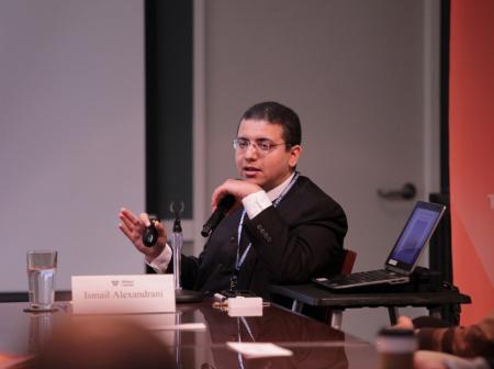 Ismail Alexandrani, giornalista e ricercatore egiziano