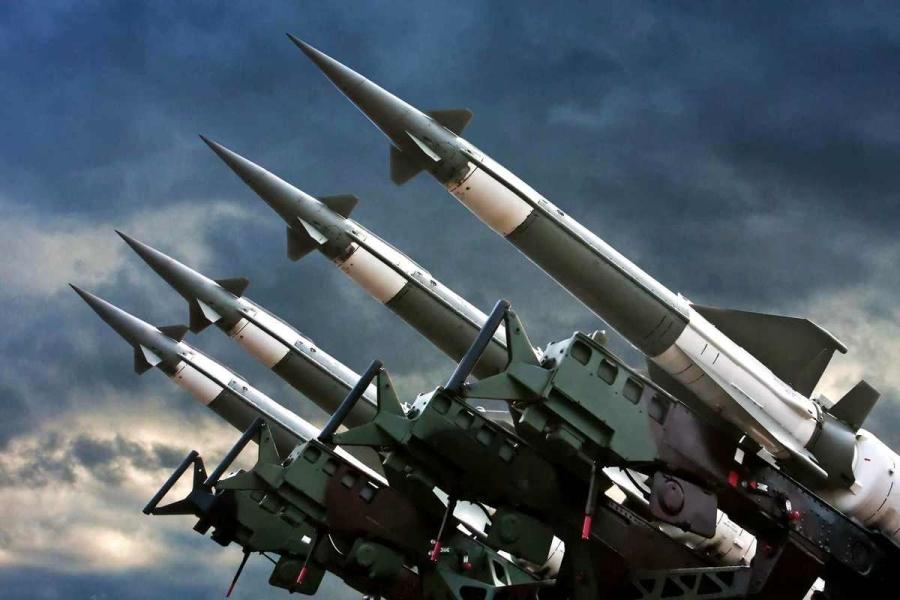 missili balistici difensivi