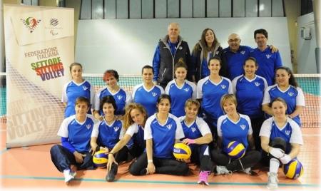 Nazionale Italiana Femminile di Sitting Volley