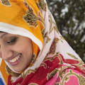 Nazma Khan, fondatrice del World Hijab Day