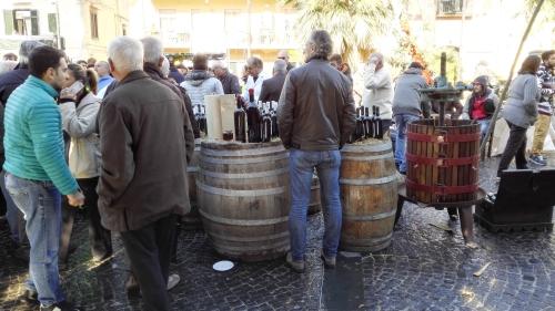esposizione di vini