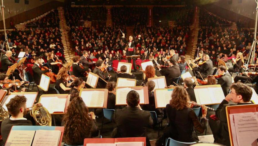 Concerto di Capodanno - Foto di Klaus Bunker