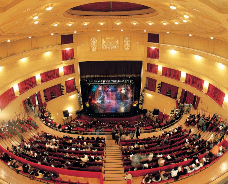 Il Teatro Augusteo di Napoli