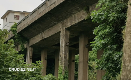 Sotto il Ponte di Via Nuova San Rocco